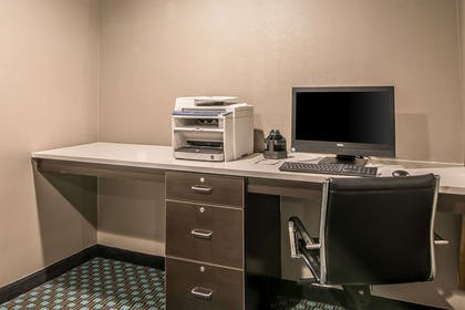Business center   Quality Inn & Suites - Ruidoso Hwy 70
