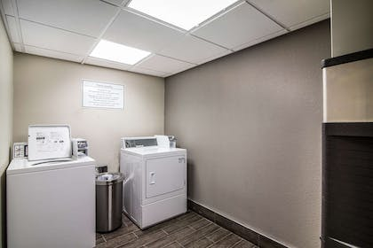 Guest laundry facilities   Quality Inn & Suites - Ruidoso Hwy 70
