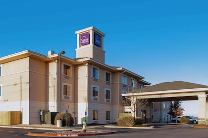Hotel exterior | Sleep Inn & Suites