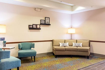 Hotel lobby | Sleep Inn & Suites