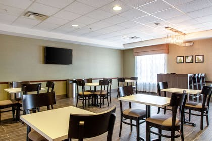 Breakfast area | Sleep Inn & Suites
