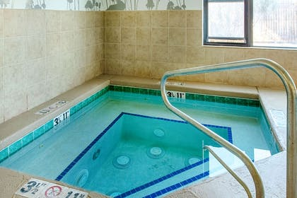 Indoor hot tub | Sleep Inn & Suites