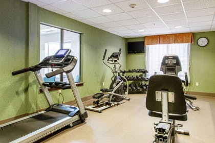 Fitness center | Sleep Inn & Suites