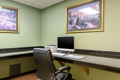 Business center | Sleep Inn & Suites