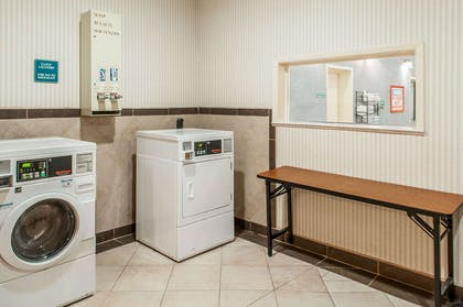 Guest Laundry Room | Quality Inn & Suites Grants