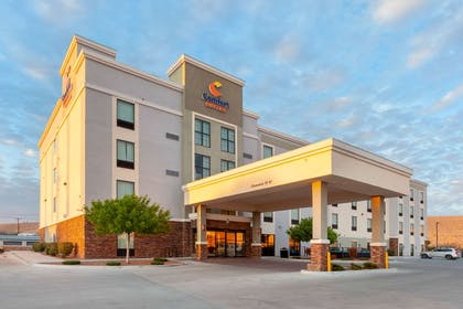 Hotel exterior | Comfort Suites Las Cruces I - 25 North
