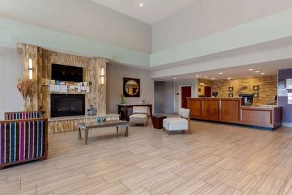 Hotel lobby | Comfort Suites Las Cruces I - 25 North