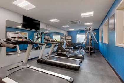 Fitness center | Comfort Suites Las Cruces I - 25 North