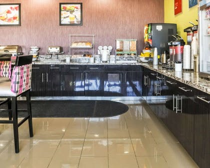 Assorted breakfast items | Comfort Inn & Suites Artesia