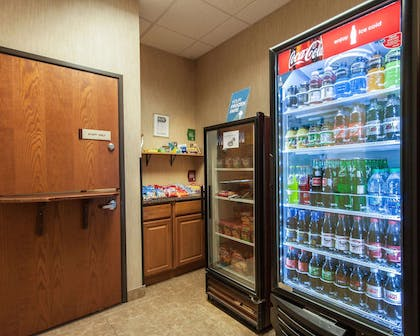 Hotel vending areas | MainStay Suites