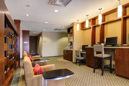 Business center with high-speed Internet access | Comfort Suites Carlsbad