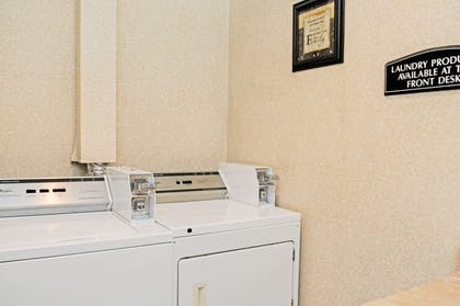 Guest laundry facilities | Comfort Inn & Suites Alameda at Albuquerque Balloon Fiesta Park