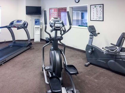 Fitness center | Sleep Inn & Suites Queensbury - Glen Falls