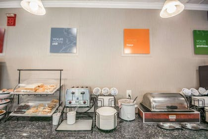 Assorted breakfast items | Comfort Inn Corning