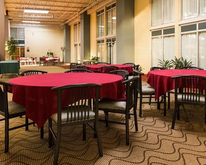 Event space | Comfort Inn & Suites Airport