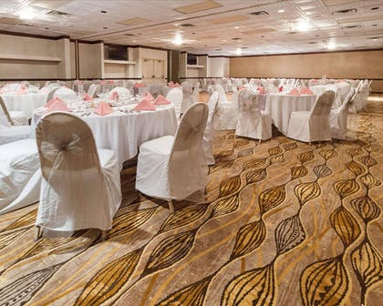Large space for receptions, parties, anniversaries and business meetings | Comfort Inn & Suites Airport