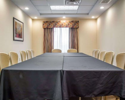 Boardroom | Comfort Suites Cicero - Syracuse North