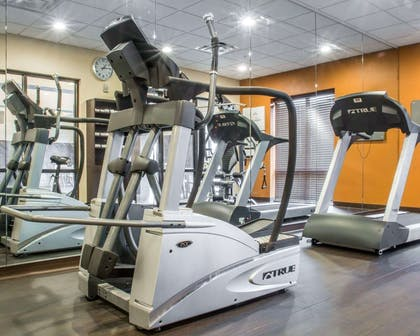 Fitness center | Comfort Suites Cicero - Syracuse North
