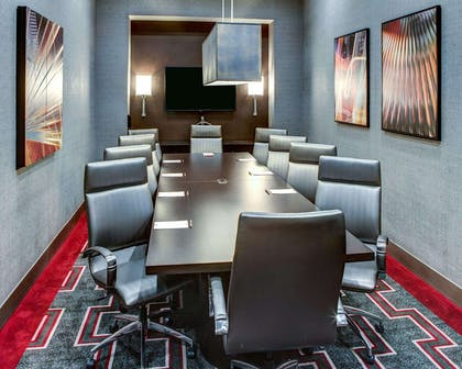 Boardroom | Cambria Hotel White Plains - Downtown