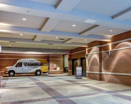 Shuttle service available | Cambria Hotel White Plains - Downtown