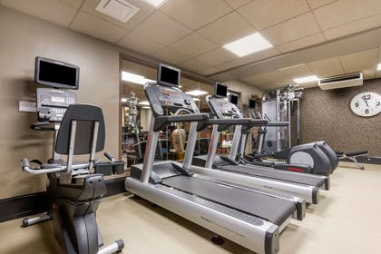 Fitness center | Curtiss Hotel, An Ascend Hotel Collection Member