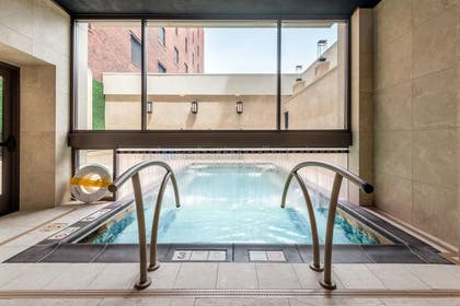 Indoor - outdoor pool | Curtiss Hotel, An Ascend Hotel Collection Member