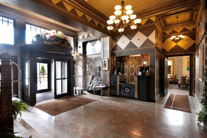 Hotel lobby | The Giacomo, An Ascend Hotel Collection Member