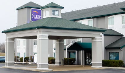 Hotel exterior | Sleep Inn And Suites Oregon