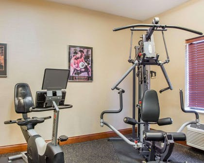 Exercise room | Comfort Inn & Suites West Chester - North Cincinnati