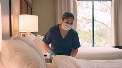 Cleanliness Standards   Comfort Suites Wright Patterson