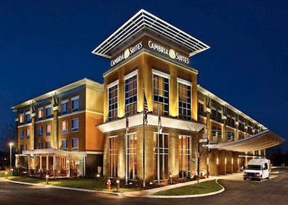 Cambria Suites, where style, form and function meet | Cambria Hotel Columbus - Polaris