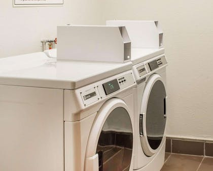 Guest laundry facilities | Comfort Inn Mayfield Heights Cleveland East