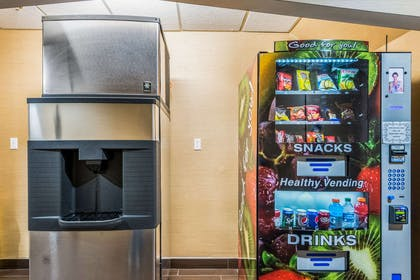 Hotel vending area | Comfort Inn & Suites Dayton North