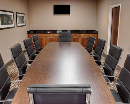 Large space perfect for corporate functions or training | Comfort Inn & Suites