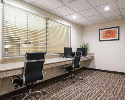 Business services available | Comfort Suites Central/I-44