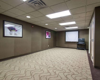 Large space perfect for corporate functions or training | Comfort Suites Central/I-44