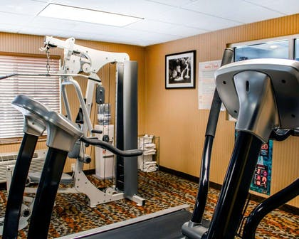 Fitness center | Sleep Inn & Suites Oklahoma City Northwest