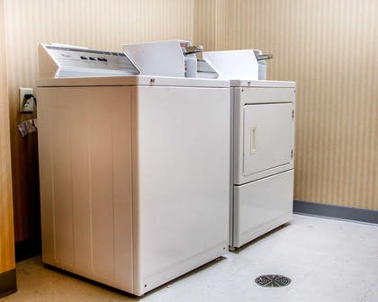 Guest laundry facilities | Sleep Inn & Suites Oklahoma City Northwest