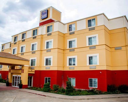Hotel exterior | Sleep Inn & Suites Oklahoma City Northwest
