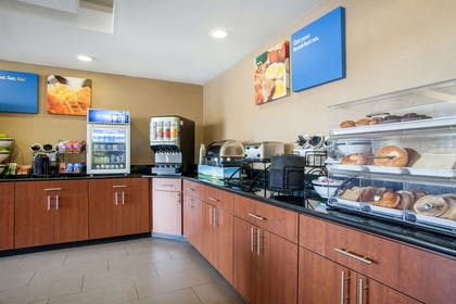 Assorted breakfast items | Comfort Inn & Suites Norman near University