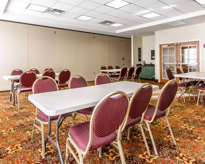 Meeting room | Comfort Inn & Suites Shawnee North near I-40